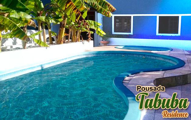 Viva momentos inesquecíveis em uma linda praia, bem pertinho de Fortaleza! Desconto em até 2 diárias para 2 pessoas com Café da manhã a partir de R$79,90 na Pousada Tabuba Residence.
