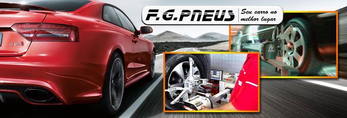 Alinhamento + Balanceamento + Rodízio de pneus!