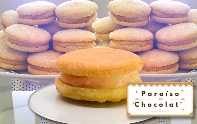 Qualidade e sabor na hora mais gostosa do seu evento com a Paraíso du Chocolat! Desconto em 50 Bem Casados tradicionais OU 50 Bem Casados de Brownie a partir de R$49,90.