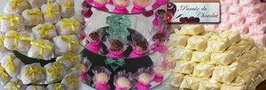 50 Bem-Casados tradicionais ou 50 Brigadeiros Gourmet!