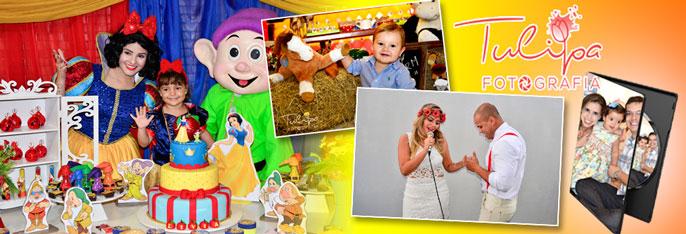 Cobertura Fotográfica para Eventos (Aniversários, Festa de 15 Anos, Confraternizações e Mini-Wedding): até 160 fotos editadas e tratadas em Alta Resolução entregues em CD ou DVD personalizado + opcional com 10 Fotos 10x15 OU Banner 30x40 + retoques especiais a partir de R$189,99.