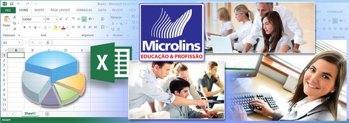Destaque-se no mercado de trabalho com a qualidade e reconhecimento da Microlins. Desconto em Curso de Excel com 3 meses de duração de R$499,99 por R$149,99. Parcele em até 12x!