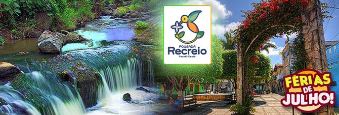 Viaje para a Serra de Pacoti na melhor época do ano! Desconto em 2 diárias para 2 pessoas + 1 Criança* de 0 a 5 anos + Café da manhã por apenas R$159,90.