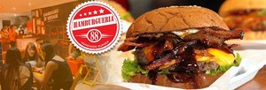 Qualquer Hambúrguer* da Hamburgueria88 por R$14,90!
