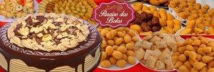 Torta Doce para 40 pessoas + 100 Salgados!