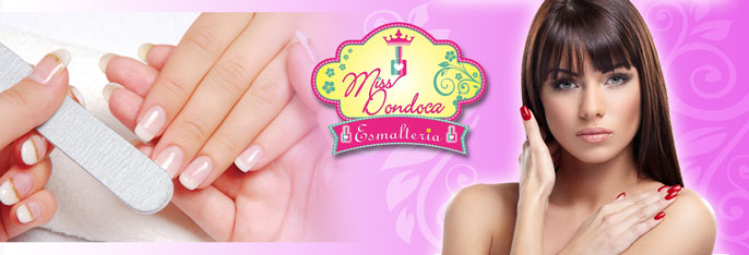 Suas unhas lindas e cabelo revitalizado na Miss Dondoca Esmalteria! Manicure + Pedicure + Hidratação Potente com Anabolizante Bio Capilar por R$21,99.