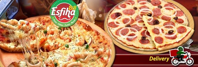 Aguanambi: Pizza Grande (consumo no Local ou Delivery*) por apenas R$16,99. Compre quantos cupons desejar!