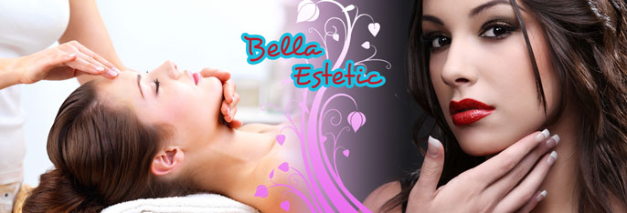 Rosto limpo, rejuvenescido e corpo relaxado na Bella Estetic! Desconto em Limpeza de pele Simples ou Profunda, Renovação da pele (redução de manchas e linhas de expressão) ou Massagem relaxante a partir de R$9,99.