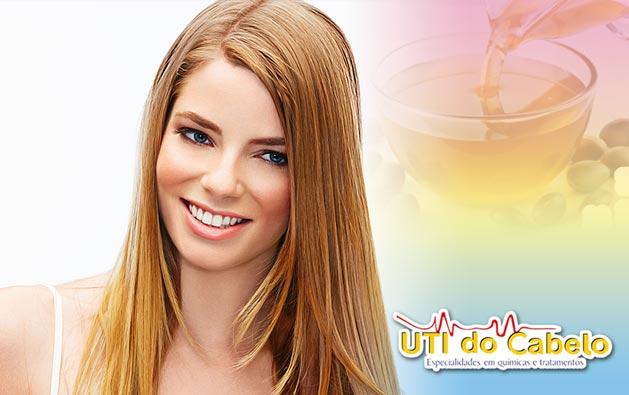 Aldeota: Higienização + Escova Inteligente (3 opções) + Finalização com Argan + Opcionais com Hidratação e Corte a partir de R$39,90!