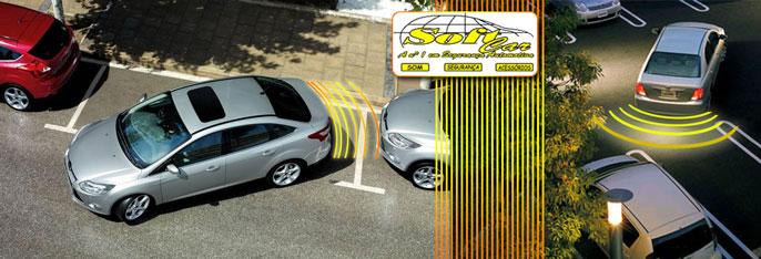 Estacione com mais facilidade e precisão! Desconto em Sensor de Estacionamento + Instalação + 1 ano de garantia na Soft Car por apenas R$94,90. Garanta já seu cupom!