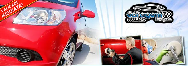 Uma pintura reluzente faz a beleza do seu carro ir ainda mais longe! Pise fundo e siga o desconto especial na Garagem79 em Polimento Cristalizado: De R$ 220 por apenas R$ 49!