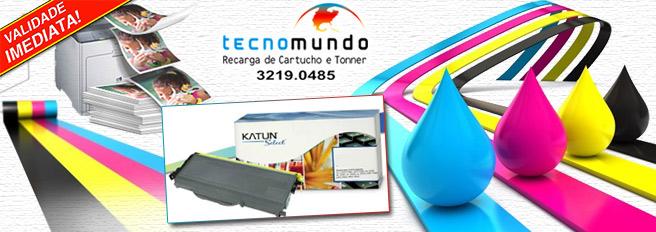 Resultados profissionais com qualidade superior para sua impressão na Tecnomundo! Desconto em Toner Novo Katun (compatíveis com modelos HP 35A ou 36A ou 85A) de R$129,00 por apenas R$49,90. Compre quantos cupons quiser!