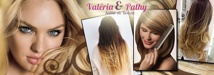 Madeixas belas, iluminadas e loiríssimas na Valéria Ribeiro e Pathy Mendes. Desconto em Mechas OU Luzes OU Ombré Hair OU Californianas de até R$280,00 por R$49,90!