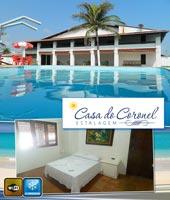 Praia da Caponga: 2 diárias para 2 pessoas!