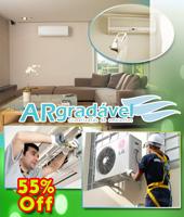 Manutenção ou Instalação de Ar Condicionado!